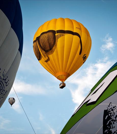 Ballonfeest Hardenberg afgelast vanwege onweer