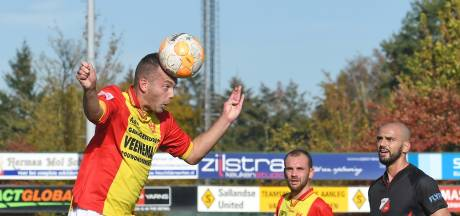 Eerste winstpartij van het seizoen voor CSV Apeldoorn, ten koste van Flevo Boys