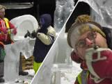 Wilfred ziet ijscarven niet als werk maar als zijn hobby
