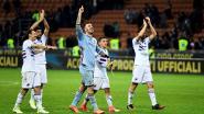 Praet ziet vanop de bank Sampdoria winnen bij Inter