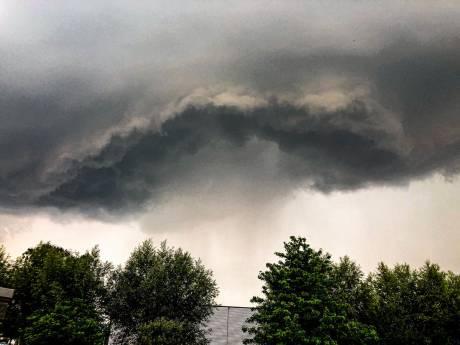 Meteoroloog Jordi Bloem: 'Hyperlokale hagelbui zoals in Deventer bijna niet te voorspellen'