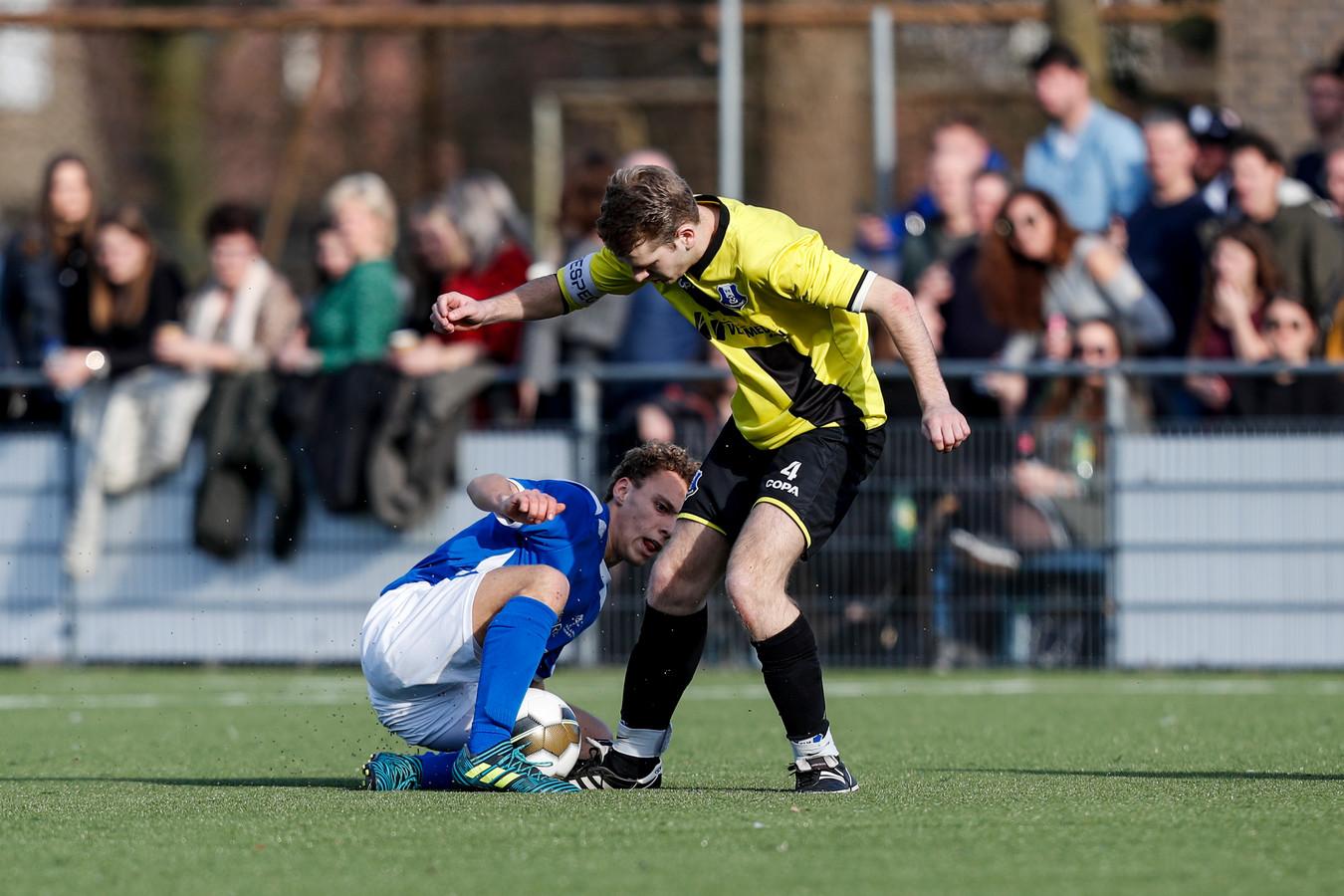 Neerlandia'31 stond 0-2 achter, maar maakte de negentig minuten om wel een heel bizarre reden niet vol. (archieffoto)