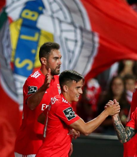Benfica wint, AEK Athene onderuit tegen PAOK
