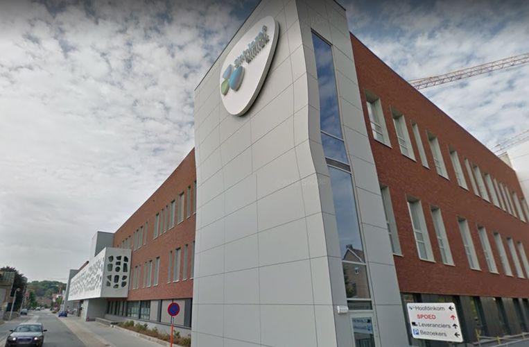 De campus Bornem van het AZ Rivierenland.