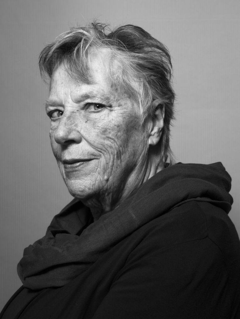 Jeanne Diele-Staal. Beeld Robin de Puy