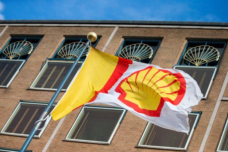 Het hoofdkantoor van Shell. Beeld ANP