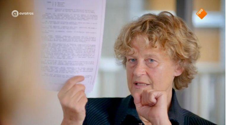 Advocate Bédédicte Ficq Beeld AVROTROS