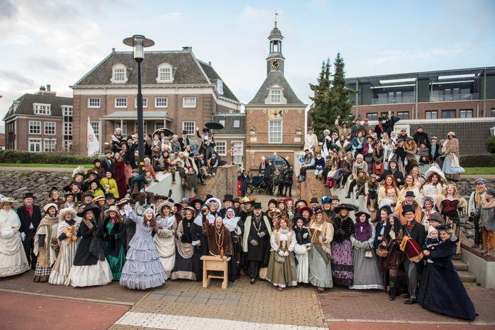 Dickens Festijn in Tiel.