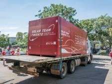 Solar Team Twente verlaat UT-campus en Vliegveld Twenthe