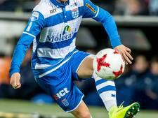 NEC huurt Calvin Verdonk van Feyenoord