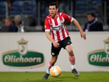 Van Bommel rekent tegen Feyenoord gewoon weer op Lozano