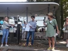 Blijven dromen over pracht en praal van het Wilheminapark: 'Want zo ontstaan dingen'