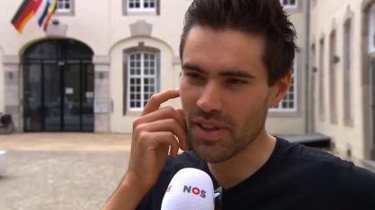 """KOERS KORT. Dumoulin met twijfels naar Dauphiné: """"Ik heb nog steeds vocht in de knie"""""""