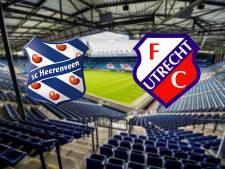 FC Utrecht wil goede serie onder Advocaat voortzetten