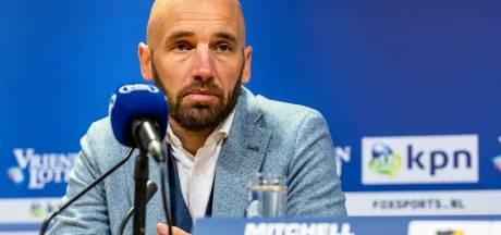 NAC-trainer Van der Gaag: 'Willem II had er meer zin in, een kwestie van mentaliteit'