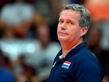 'Final Six' buiten bereik voor volleyballers Oranje