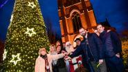 Aftellen naar Kerst kan nu echt beginnen: kerstverlichting officieel aangestoken