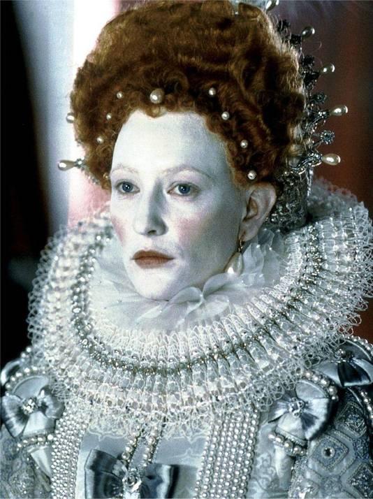 """Cate Blanchett dans """"Elizabeth"""""""