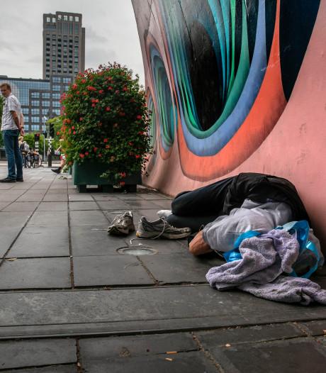 Schreeuwers en gebruikers worden met nieuw 'wapen' uit de binnenstad van Eindhoven geweerd