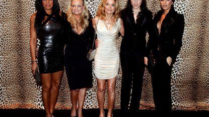 Spice Girls Mel C en Mel B kibbelen in songteksten