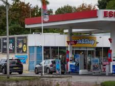 Irritatie bij personeel na vragen over overval op tankstation in Kampen: 'Anders bellen we de politie'