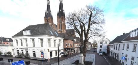 Voorlopig niet meer ruimte voor terrassen bij Maasplein in Cuijk