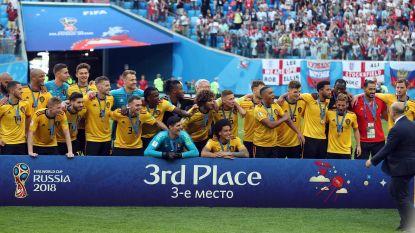 """Onze chef voetbal na historische derde plaats: """"België heeft niet willen rekenen in Rusland. Dju, toch. We hadden wereldkampioen kunnen zijn"""""""
