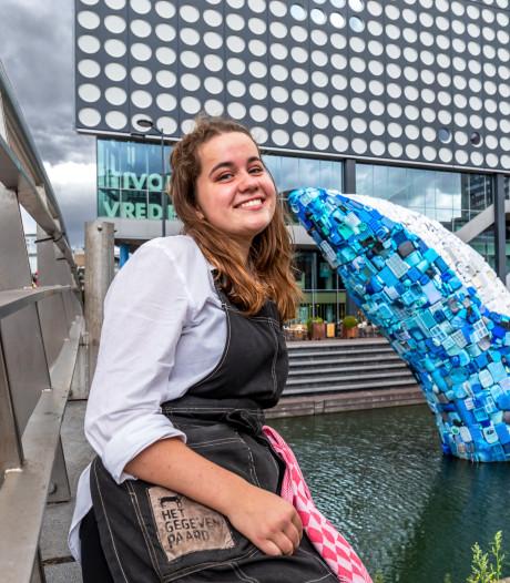 Utrecht neemt afscheid: Dag walvis, goede reis naar Singapore