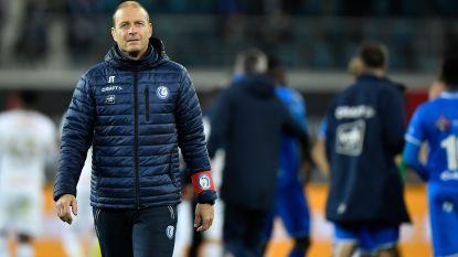 """Onze chef voetbal: """"Ik vind Thorup een beetje haaks staan op het DNA van AA Gent"""""""