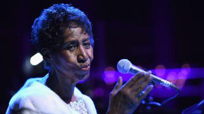 """""""Hoezo, dood? Het gaat prima"""": Aretha Franklin reageert op vals overlijdensbericht"""