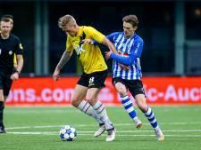 Van Rosmalen (19) stevent af op basisdebuut bij FC Eindhoven: 'Alle vertrouwen in Mitchel'