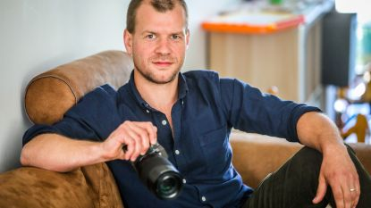 """Chef-kok met mondmasker! Ben (30) volgt met zijn lens collega's tijdens coronacrisis: """"Fotografie houdt me bezig nu ik technisch werkloos ben"""""""