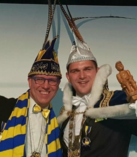 Prins Martijn d'n Irste leidt in Ballefruttersgat