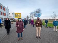 Bewoners Lammerenburg zeggen NEE tegen groot wooncomplex arbeidsmigranten