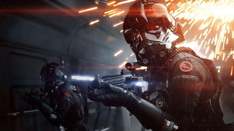 Star Wars Battlefront II. Beeld Dice