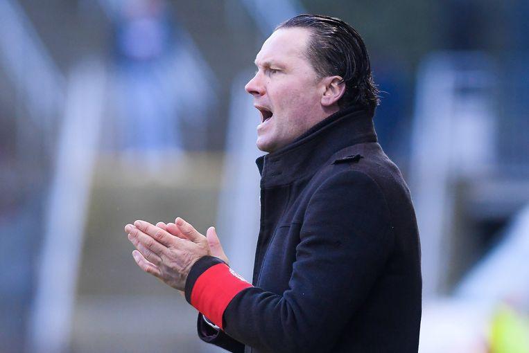 """Stijn Vreven: """"Ik zal enkel nog jongens opstellen meteen hart voor Lokeren."""""""
