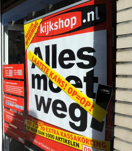 Kijkshop in Eindhoven verdwijnt, rest van Brabant blijft open