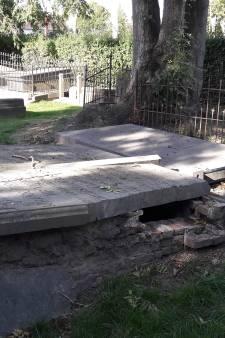 Emoties redden historische begraafplaats Rossum
