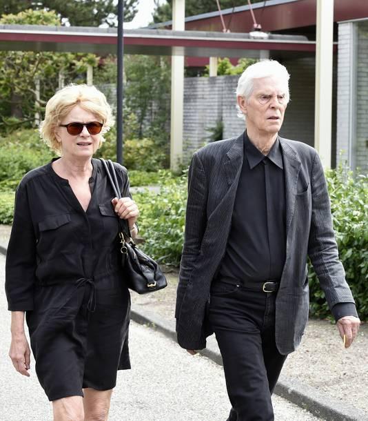 Martine Bijl en Berend Boudewijn