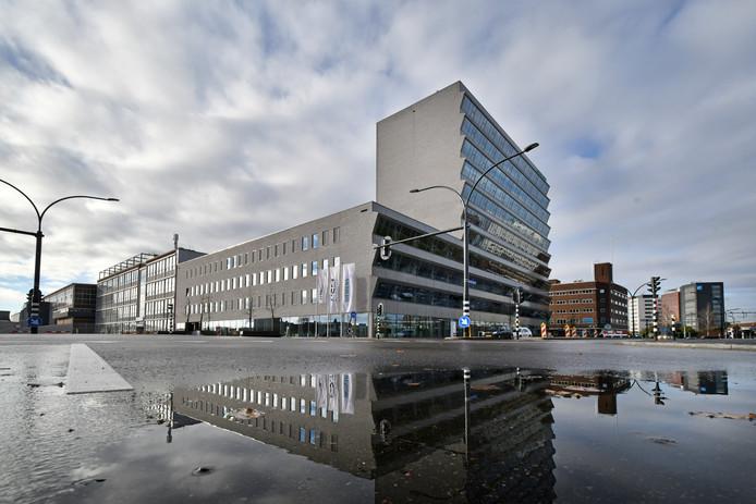 Kantoor van Siemens aan het Industrieplein in Hengelo.