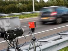 Vaak en veel te snel tijdens radarcontrole bij Steenwijkerwold en in Staphorst