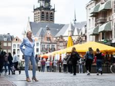 Dit is Monique, de nieuwe wethouder van Nijmegen
