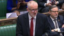 Brits parlementslid valt in slaap tijdens brexitdebat