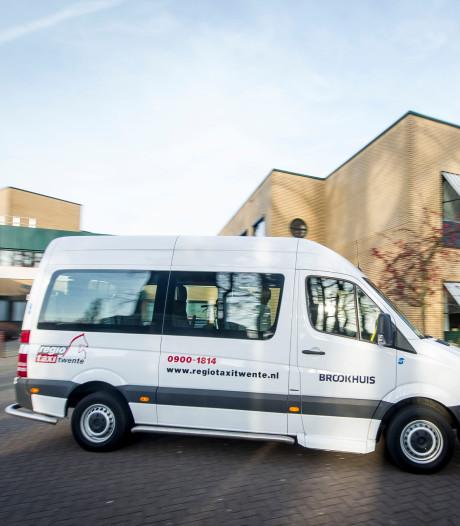 Borne werkt aan nieuwe vorm van taxivervoer