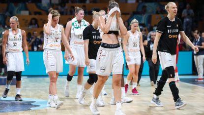 Geen WK-finale voor dappere Belgian Cats, VS-vrouwen maken verschil na rust