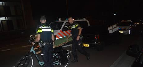 Fietsster aangereden door afslaande auto in Nijmegen
