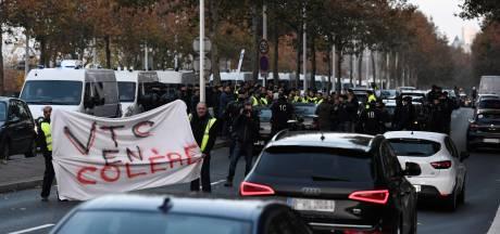 Boze Fransen in actie tegen gestegen brandstofprijzen