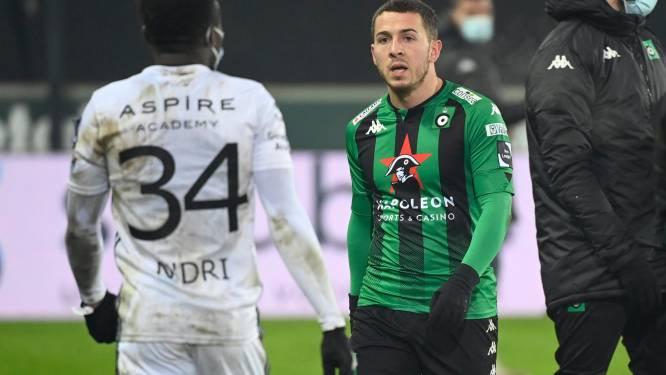 Cercle Brugge zet Kylian Hazard op non-actief