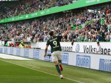 Weghorst helpt ontketend Wolfsburg naar EL, Bosz pakt CL-ticket