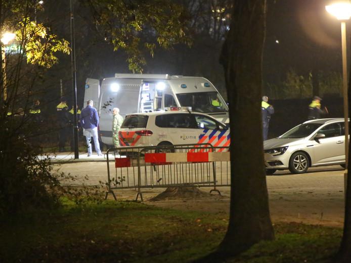 Explosief aangetroffen bij Club Magnum in Zoetermeer